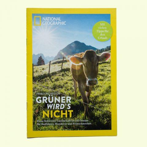 National Geographic Deutschland Schweiz Supplement